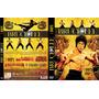 5 Dvds Bruce Lee Edição Para Colecionador
