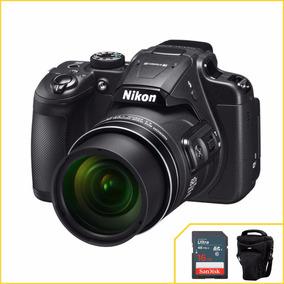 Nikon Coolpix B700 4k Wifi - Temos Loja Física
