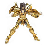 Figura Saint Seiya Myth Cloth De Saint Cloth Oro Libra Douk