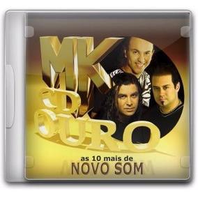 Cd Novo Som - As 10 Mais Mk Ouro (2005) Raridade