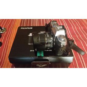 Remato !!! Camara Profesional Fujifilm X-t10 Serie Nueva!!!