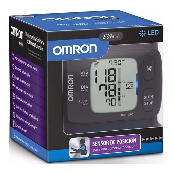 Tensiometro Digital Full Automatico De Mu?eca 6300 Garantia