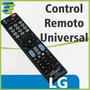 Control Remoto Universal Tv Lcd Led Lg Smartv Hdtv 3dtv Nuev