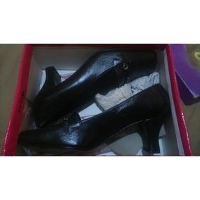Zapatos Damas (cuero) Nuevos En Su Caja