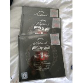 Nightwish Vehicle Of Spirit 2 Bluray 3 Dvd 2 Cd Deluxe Box