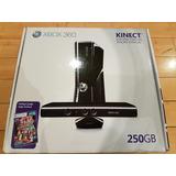 Súper Xbox 360 250gb 5 Juegos Y Control Con Batería Recargab