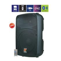 Caixa De Som Staner Sr315a 300w C/ Usb Sd Bluetooth Potente