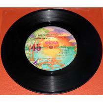 Los Pasteles Verdes Reloj / Angelitos Negros Simple Vinilo