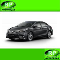 Peças Lataria Toyota Corolla 2015 - Retirada De Peças