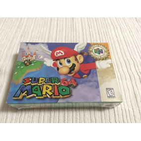 Super Mario 64 - Lacrado - Rarissimo