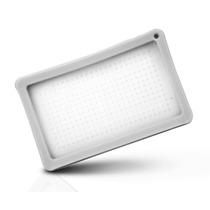 Funda Silicon Para Tablet 9 Pulgadas Universal Color Blanca