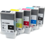 Tinta Para Plotter Canon Imageprograf Ipf750 Ipf760 120ml