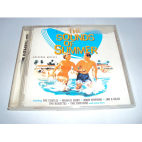 The Sounds Of Summer - Varios - Cd Made In Europe 1996