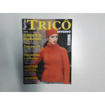 Revista Figuirino Tricot Inverno Antiga