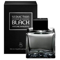 Perfume Seduction In Black Antonio Banderas 100ml Original.