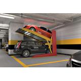 Duplicador De Vagas Mais Garagem - Elevacar - Elevador