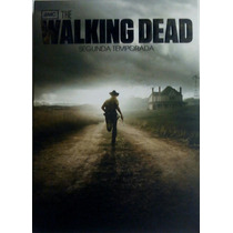 Dvd The Walking Dead Temporada 2