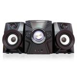 Mini Sistema Suzukitime Ms-200 Bluetooth Usb Cd Fm Y Mp3