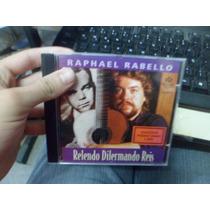 Cd Nacional - Raphael Rabello - Relendo Dilermando Reis