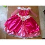 Remato Disfraz Disfraces Princesa Aurora Niñas Halloween