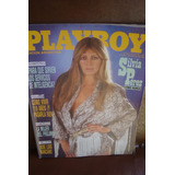 Revista Play Boy Silvia Peres Categoria Adulto