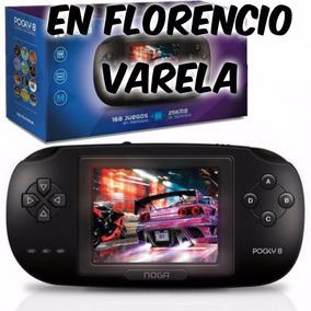 Consola Portatil De Juegos Noganet Pocky 8 Tv