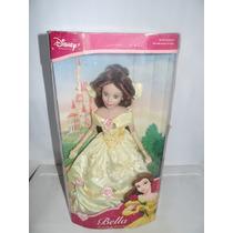 Princesa Bella De Disney Muñeca De Porcelana The Brass Key