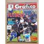 El Grafico 3997 San Lorenzo 5 Peñarol 1 Estadio Centenario