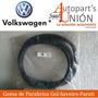 Goma De Parabrisa Volkswagen Gol Saveiro Parati