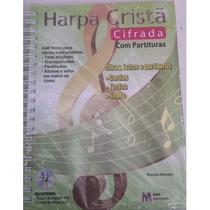 Harpa Cristã Cifra Partitura Violão Guitarra Teclado + 2 Cds