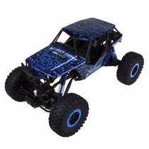 Rock Crawler Rc 4x4 2.4ghz 1/10 Tipo Wraith Con Luces Led