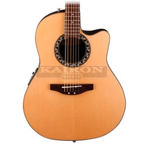 Guitarra Electroacustica Applause Ovation Ab24a Balladeer