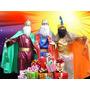 Disfraces Reyes Magos - Melchor Gaspar Baltazar Oferta !!
