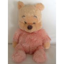 Pooh Urso Pelucia Original Disney Parks 50cm