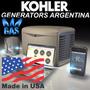 Grupo Generador Electrico Kohler Gas 17kva Trifasi T/generac