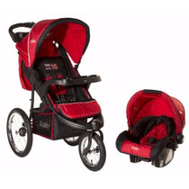 Cochecito Travel System C40 Run Kiddy V. Colores Punto Bebe