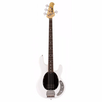 Baixo Sterling Ray 4 Sub White By Music Man - Bx0085