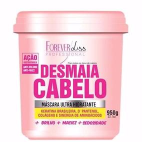 Forever Liss Máscara Ultra Hidratante Desmaia Cabelo 950 G
