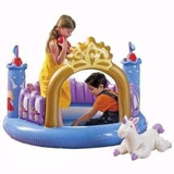 Castillo Inflable Intex Unisex Piscina Juegos 1.30x91 Cm