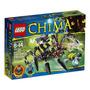 Lego Chima Cazador De Araña