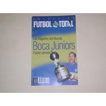 Revista Especial Boca Juniors De Argentina Futbol Total