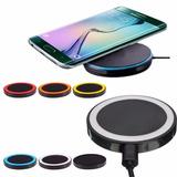 Cargador Inalambrico Universal + Receptor Qi Samsung Nokia