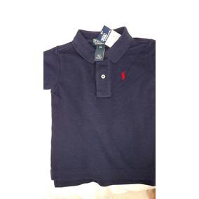 Camisa Polo Ralph Lauren Nova Infantil Tam 1 Ano