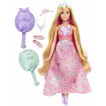 Barbie Dreamtopia Princesa Cabelos Mágicos - Mattel