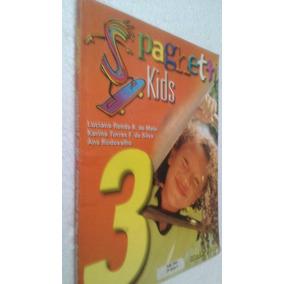 Livro Spaghetti Kids 3 - Student Book - Ana Rodovalho