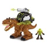 Imaginext - Dinossauro T-rex Motorizado - Fisher Price