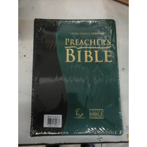 Bíblia Do Pregador Inglês Versão King James
