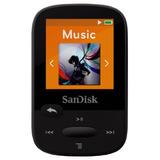 Sandisk Sport Clip 8 Gb Reproductor De Mp3, Neg Envío Gratis