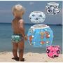 Pañal Para Nadar Reutilizable Para Bebés (ecológico)