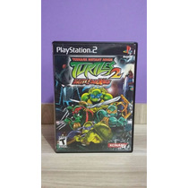 Teenage Mutant Ninja Turtles 2 - Playstation 2 Original